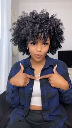 Protective Hairstyles For Natural Hair, Girls Natural Hairstyles, African Braids Hairstyles, Braided Hairstyles, Dyed Natural Hair, Natural Hair Tips, Natural Hair Styles, Natural Hair Tutorials, Curly Hair Tips