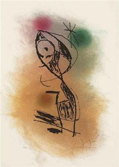 LA FINE MOUCHE 1978 Realized price 3,000 USD Estimate 1,500 - 2,500 USD  Dimensions: S. 24 7/8 x 18 in. Etching with aquatint in colors  Signed  Edition number: 25/30  Christie's New York Jul. 21, 2011