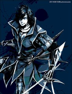 Date Masamune (Sengoku Basara) - Zerochan Anime Image Board Date Masamune, Blood Hunter, Animated Man, Sengoku Basara, Street Fights, Samurai Warrior, Fantasy Warrior, Art Reference, Character Art