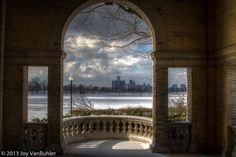 Belle Isle, Detroit. I've turned it into a routine to bring my buddy's down to Detroit and show them all the cool things this city has. The island is now owned by the state so hopefully it will be preserved