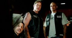 juice and kozik sons of anarchy | Kozik and Happy. ( With a little bit of Juice )