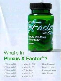 Want thicker hair, why not try XFactor to see if it helps yours?
