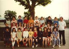 Photo de classe CE2 de 1976, ECOLE PAUL BERT