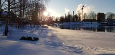 Valkeakoski. Snow, Outdoor, Outdoors, Outdoor Games, The Great Outdoors, Eyes, Let It Snow