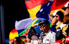 Australian GP: Lewis Hamilton wins opening F1 race – in pictures