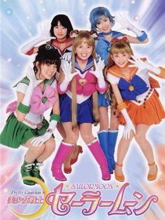 Pretty Guardian Sailor Moon Live Action