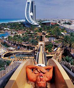 Wild Wadi Water Park, Jumeirah, Dubai