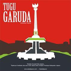 Tugu Garuda Kabupaten Jepara