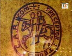 Seal of Templers, Teruel