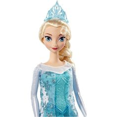 Rainha do Gelo Elsa, do filme da Disney: Frozen - O Reinado do Gelo
