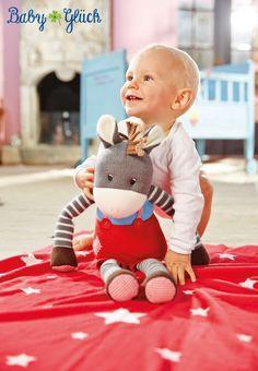 Mit Liebe von Anfang an. Babydecken, Plüschtiere und mehr für die Allerkleinsten von BabyGlück. #babyzubehör #babyausstattung