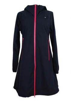 Womens Waterproof Jacket Hiking Lightweight Outdoor Fishtail Coat Hoodie Alze