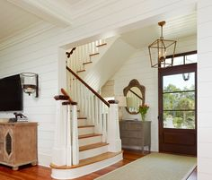 1000+ images about Halls & Stairs on Pinterest Foyers, Hallways and ...