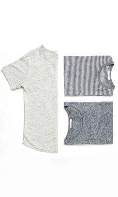 Style Inspiration: Soft T-shirts