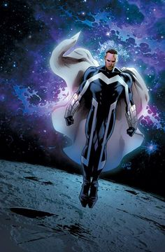 The Blue Marvel - Adam Brashear