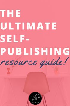 Ready to dive into self-publishing? Here is the ultimate list of resources to help you self-publish your book. From book marketing podcasts to ebook formatting services to book cover design help, this guide has mapped it all out for you! Writing Images, Writing A Book, Writing Tips, Book Design Templates, Find A Book, Writing Resources, Book Show, Self Publishing, Book Cover Design