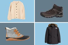 These are the best items for your #winter #wardrobe this years, from #hiking #boots to #coats and #cozy #sweaters. #winterclothing #winteroutfits #traveloutfits