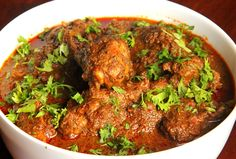 How To Make The India Kolhapuri Chicken : Food Recipe At http://www.foodrecipesbooks.blogspot.in/