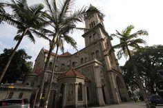 Paróquia Nossa Senhora da Consolação. #sãopaulo #sp