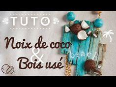 #YWC - Tuto Noix de Coco & Vieux Bois - FIMO - Polymer Clay - YouTube