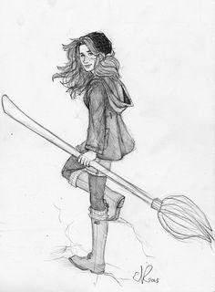 Rose Weasley by Catching-Smoke.deviantart.com on @deviantART