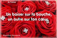Un Baiser Sur Ta Bouche, Un Autre Sur Ton Cœur.