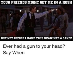Say when! Clever Sayings, True Sayings, True Quotes, Funny Quotes, Tombstone Movie Quotes, Johnny Ringo, Action Films, Best Movie Quotes, Doc Holliday