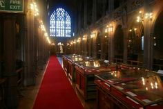 John Rylands Library. Manchester.
