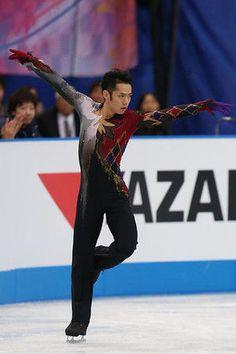 「I Pagliacci〜Vesti la giubba」」: NHK Trophy 2012