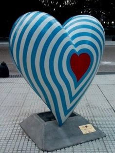 Heart sculpture in Buenos Aires I Love Heart, With All My Heart, Happy Heart, Your Heart, Humble Heart, Heart In Nature, Heart Art, All You Need Is Love, My Love