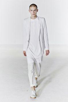 Nicolas Andreas Taralis Spring 2014. Paris Fashion Week