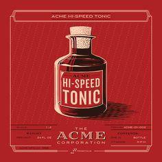 ACME Inventory Series | Hi-Speed Tonic | Fringe Focus