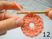 The Magic Adjustable Ring: A Better Way to Begin Crochet in the Round - Crochet Me