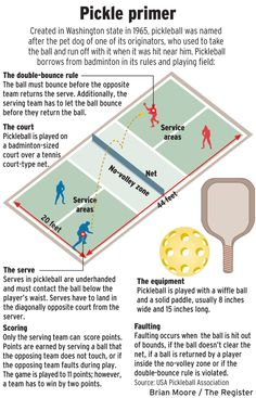great pickleball overview - makes it very clear for newbies :)