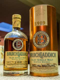 Bruichladdich Carmel Cask Islay single malt Scotch Whiskey