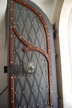 cool door at stara radnice | Flickr - Photo Sharing!