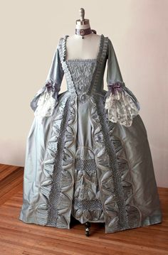 This listing is for a custom Rococo Marie Antoinette gown for Rossana Grosso using clients personal measurements. The gown will be made in a