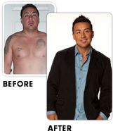 Danny lost over 20 pounds on the ViSalus Body By Vi 90 Day Challenge