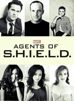 Agent's of S.H.E.L.D ❤