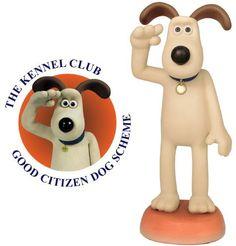 Wallace and Gromit - Kennel Club Good Citizen Dog Scheme Figurine - Second Edition - Robert Harrop Designs by Robert Harrop Designs, http://www.amazon.co.uk/dp/B002JUM4JO/ref=cm_sw_r_pi_dp_LxMXqb1GMGWJ0