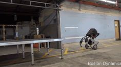 We got our first glimpse of Boston Dynamics' newest robot about a month ago after footage leaked from a presentation given by Marc Raibert, the company's founder. But today we finally have the first official reveal of Handle, and the new video will make you wish you also had wheels instead of feet.