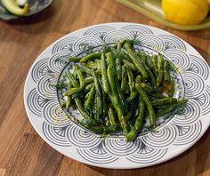 Asparagus, Green Beans, Vegetables, Recipes, Food, Studs, Essen, Vegetable Recipes, Eten