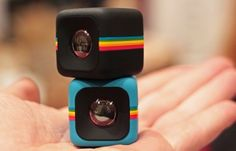 Video: Tiny Polaroid Cube Camera Now Available To Pre-Order For $100