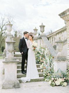 Fine Art Wedding Photography: Chiswick House Wedding Inspiration Editorial