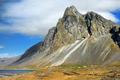 Eystra Horn, Hvalnes, Iceland