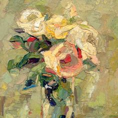 love this painting by artist Warren Rohrer Painting Still Life, Still Life Art, Painting Art, Art Floral, Wow Art, Art Plastique, Flower Art, Life Flower, Painting Inspiration
