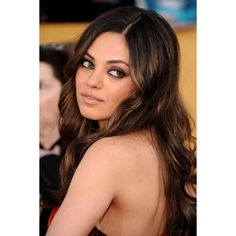 Mila Kunis Pictures Mila Kunis Wallpapers ❤ liked on Polyvore featuring people, mila kunis, girls, hair and pictures