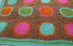 baby twister blanket #crochet #pattern