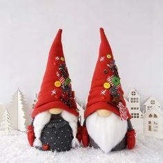 интерьерные куклы/гномы (@katy_dollss) • Instagram photos and videos Christmas Rock, Swedish Christmas, Christmas Gnome, Christmas Sewing, Christmas Makes, Handmade Christmas, Christmas Crafts, Christmas Decorations, Gnome Ornaments
