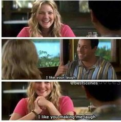 """""""50 first dates ♥★♥★"""" 